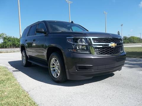 2017 Chevrolet Tahoe for sale in Delray Beach, FL