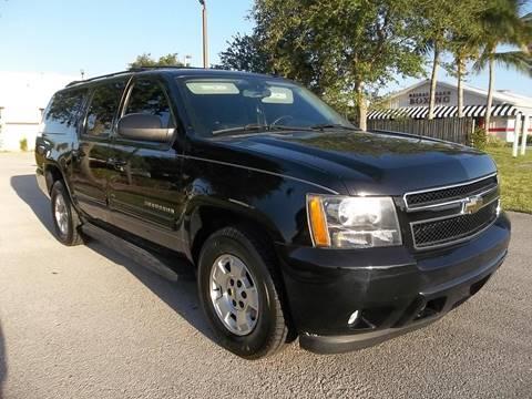 2011 Chevrolet Suburban for sale in Delray Beach, FL