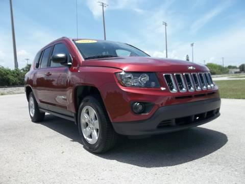 2015 Jeep Compass for sale in Delray Beach, FL