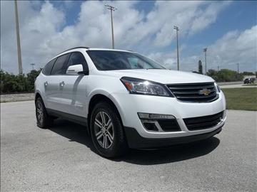 2017 Chevrolet Traverse for sale in Delray Beach, FL