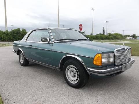 1984 Mercedes-Benz 280-Class for sale in Delray Beach, FL