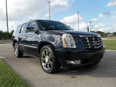 2007 Cadillac Escalade for sale in Delray Beach, FL