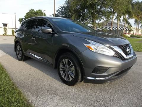 2016 Nissan Murano for sale in Delray Beach, FL