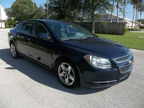 2010 Chevrolet Malibu for sale in Delray Beach, FL