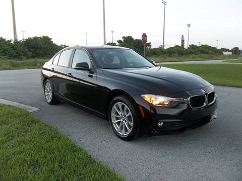 2017 BMW 3 Series for sale in Delray Beach, FL