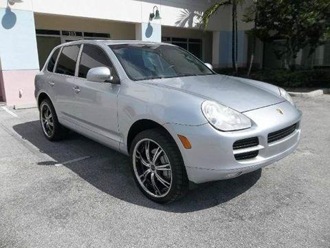 2006 Porsche Cayenne for sale in Delray Beach, FL