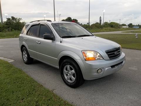 2008 Kia Sorento for sale in Delray Beach, FL