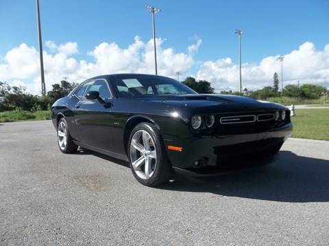 2017 Dodge Challenger for sale in Delray Beach, FL