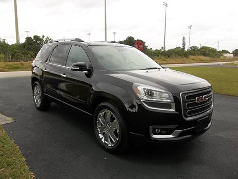 2017 GMC Acadia Limited for sale in Delray Beach, FL