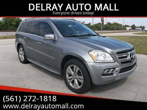 2011 Mercedes Benz GL Class For Sale In Delray Beach, FL