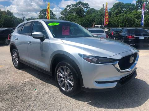 2019 Mazda CX-5 for sale in Delray Beach, FL