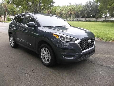 2019 Hyundai Tucson for sale in Delray Beach, FL
