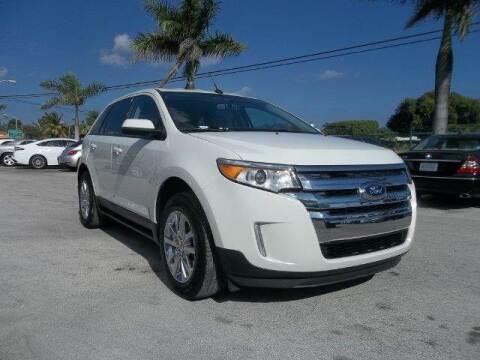 2013 Ford Edge for sale at DELRAY AUTO MALL in Delray Beach FL