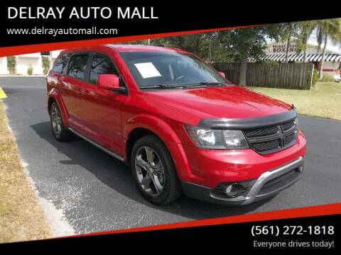 2015 Dodge Journey for sale at DELRAY AUTO MALL in Delray Beach FL