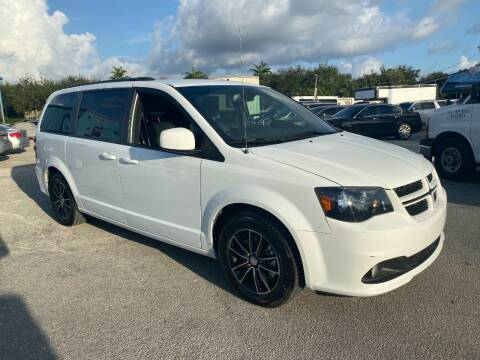 2019 Dodge Grand Caravan for sale at DELRAY AUTO MALL in Delray Beach FL
