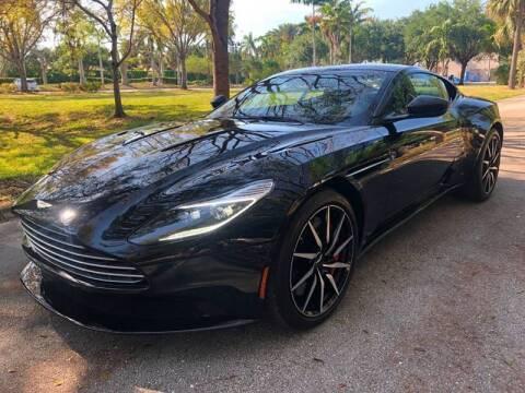 2018 Aston Martin DB11 for sale at DELRAY AUTO MALL in Delray Beach FL
