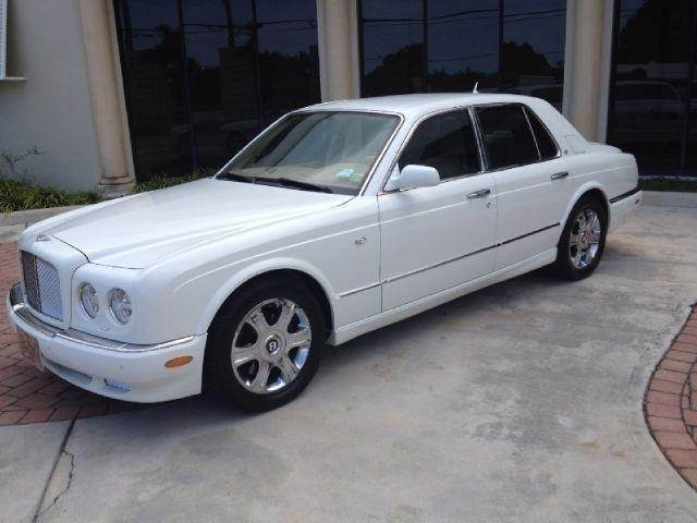 2009 Bentley Arnage for sale at DELRAY AUTO MALL in Delray Beach FL