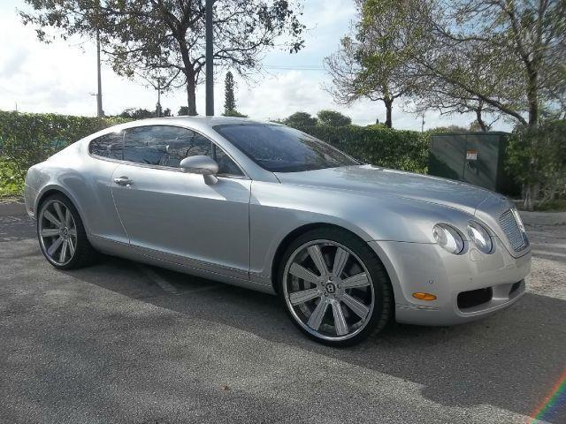 2005 Bentley Continental GT for sale at DELRAY AUTO MALL in Delray Beach FL
