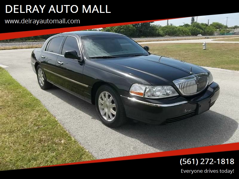 2010 Lincoln Town Car Signature Limited 4dr Sedan In Delray Beach Fl