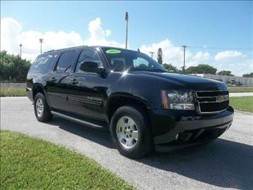 2013 Chevrolet Suburban for sale in Delray Beach, FL