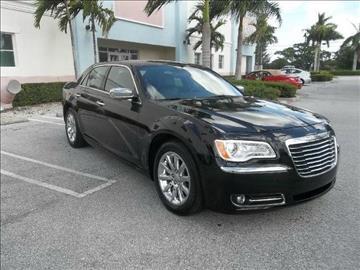 2012 Chrysler 300 for sale in Delray Beach, FL