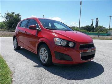 2013 Chevrolet Sonic for sale in Delray Beach, FL