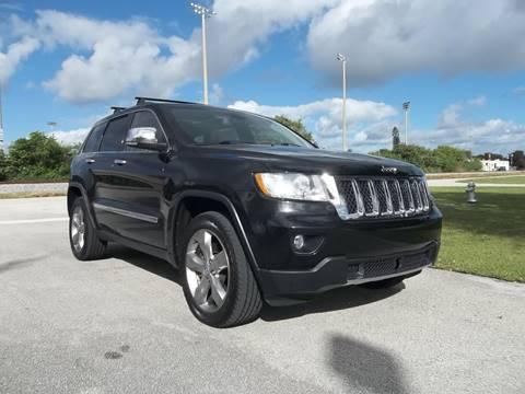 2011 Jeep Grand Cherokee for sale in Delray Beach, FL