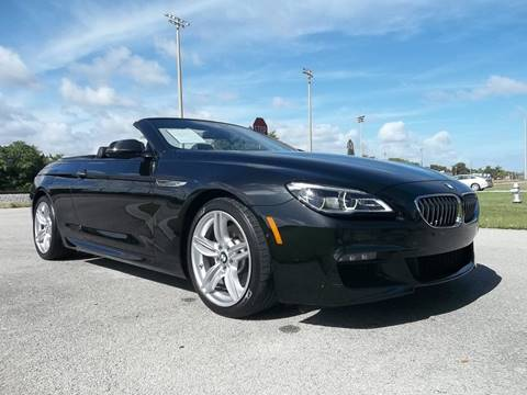 2016 BMW 6 Series for sale in Delray Beach, FL