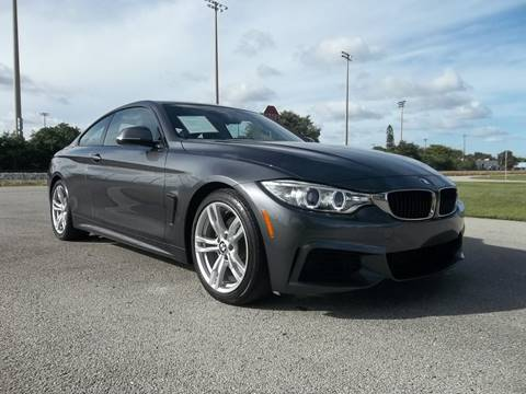 2014 BMW 4 Series for sale in Delray Beach, FL