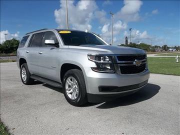 2015 Chevrolet Tahoe for sale in Delray Beach, FL