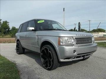 2006 Land Rover Range Rover for sale in Delray Beach, FL