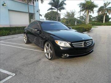 2007 Mercedes-Benz CL-Class for sale in Delray Beach, FL
