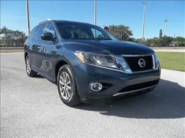 2015 Nissan Pathfinder for sale in Delray Beach, FL