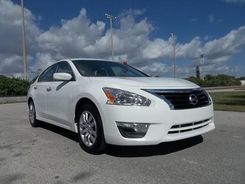 2015 Nissan Altima for sale in Delray Beach, FL