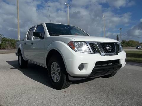 2015 Nissan Frontier for sale in Delray Beach, FL
