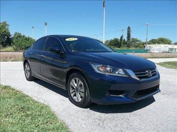 2014 Honda Accord for sale in Delray Beach, FL