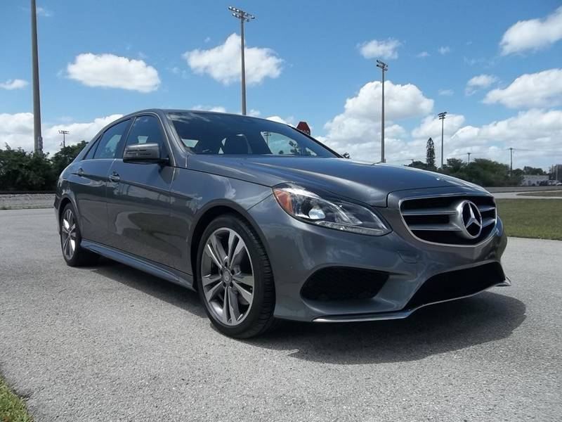 2016 mercedes benz e class e 350 4dr sedan in delray beach for Mercedes benz delray beach