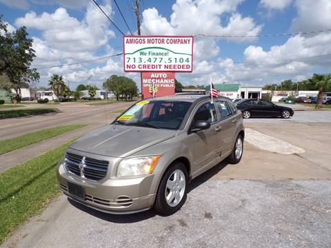 2009 Dodge Caliber for sale in Pasadena, TX