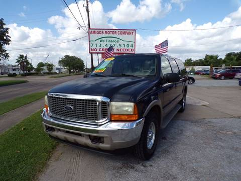2001 Ford Excursion for sale in Pasadena, TX