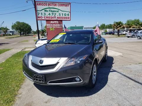Acura ZDX For Sale In Texas Carsforsalecom - Www acura zdx