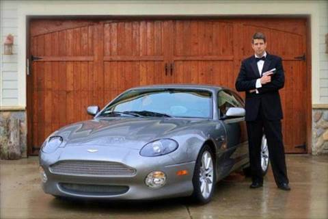 2000 Aston Martin DB7 for sale at You Win Auto in Metro MN