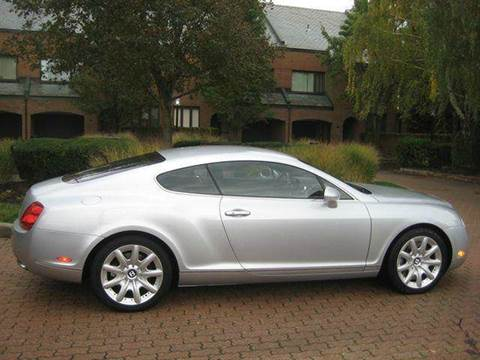 2005 Bentley Continental for sale at You Win Auto in Metro MN