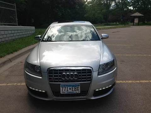 2007 Audi S6 for sale at You Win Auto in Metro MN