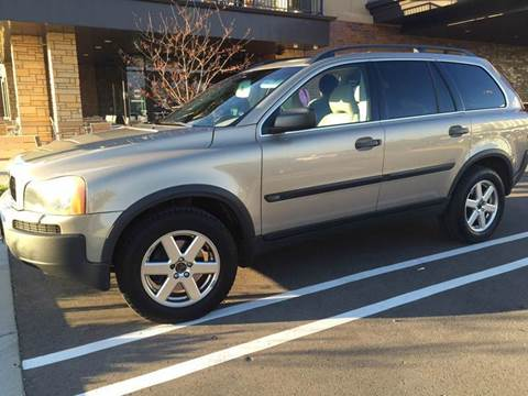 2003 Volvo XC90 for sale at You Win Auto in Metro MN