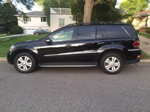 2008 Mercedes-Benz GL-Class for sale at You Win Auto in Metro MN