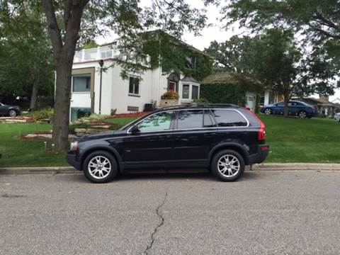 2006 Volvo XC90 for sale at You Win Auto in Metro MN