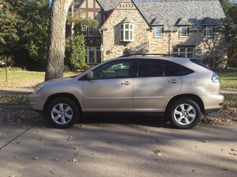 2004 Lexus RX 330 for sale at You Win Auto in Metro MN