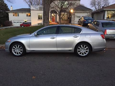 2006 Lexus GS 300 for sale at You Win Auto in Metro MN