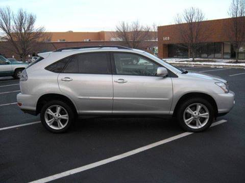 2008 Lexus RX 400h for sale at You Win Auto in Metro MN