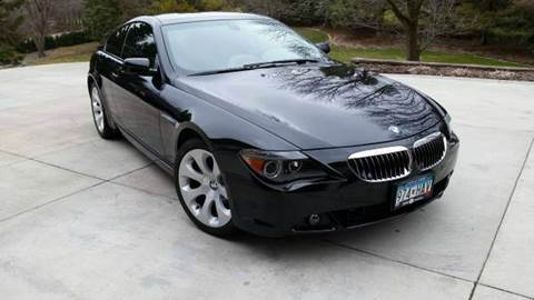 2005 BMW 6 Series for sale at You Win Auto in Metro MN